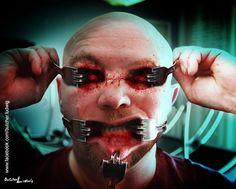 Horror Art of Butcher Ludwig