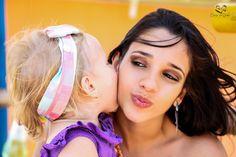 Amor incondicional -> Mãe e Filha !