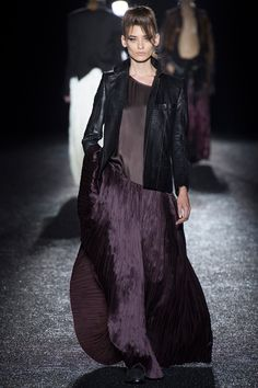 Haider Ackermann Spring 2014 RTW - Review - Fashion Week - Runway, Fashion Shows and Collections - Vogue