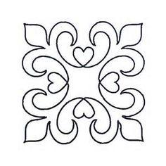 quilt stencil patterns free - Bing Images