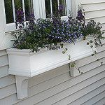 Adding Flower Window Boxes to our Home! - Designed Decor