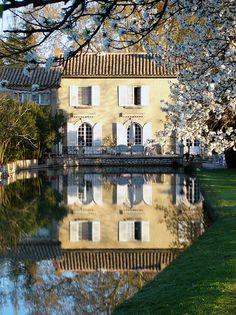 ♔ Domaine du Moulin ~ St. Laurent des Arbres ~ Provence ~ France