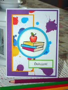 Kika's Designs : Thank you Card