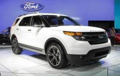 View 2013 Ford Explorer Sport Photos from Car and Driver. Find high-resolution car images in our photo-gallery archive. Best 7 Passenger Vehicles, 2013 Ford Explorer, Suv Comparison, Lexus Gx, Buick Enclave, Mid Size Suv, Chrysler Pacifica, Grand Caravan, Honda Odyssey