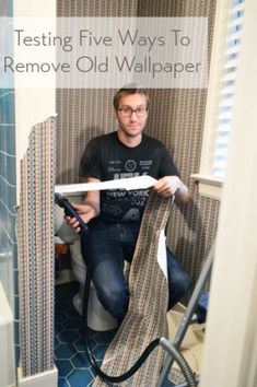 different-wallpaper-removal-methods