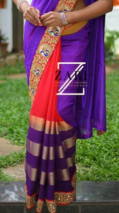 ZARI by Anju Shankar is a Chennai based online store provieds Latest Sarees, Designer Sarees, Fancy sarees an online Shopping. Designer Sarees Online, Latest Sarees, Fancy Sarees, Saree Collection, Skirts, Shopping, Fashion, Moda, Skirt
