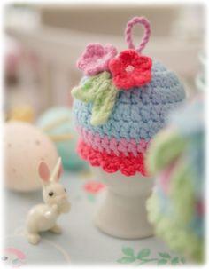 Pretty Easter Cosy...x