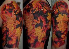 Tattoo da semana : Artist: Samokhin  talento e o que nao falta para esse artista!!!      -------------------------------------------    FaceBook - http://www.facebook.com/tattooistartmagazine    Tattoo nao e moda, mais sim paixao!  http://www.facebook.com/TattooisNotFas | tattooistart