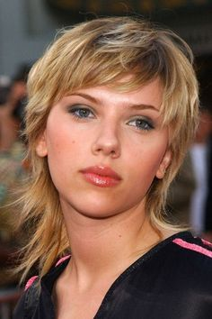 The Scarlett Johansson Hairstyles