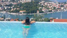 Overlooking Gruz Harbour