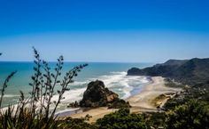 DIVERGENT TRAVELERS Favorite Photos from the North Island, New Zealand | DIVERGENT TRAVELERS #pihabeach #beaches