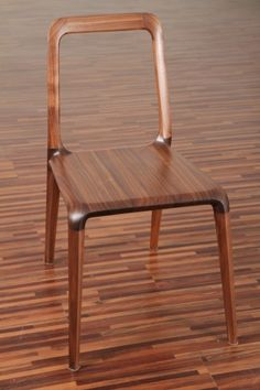 size 430 450 800 sh440 material walnut, natural oil finish 곡선가구 Dining chair. Dining Table과 ...