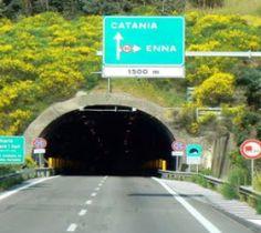 """Anas: """"Dal 27 ottobre al 10 novembre, restringimenti di carreggiata sull'A19 in direzione Catania"""""""