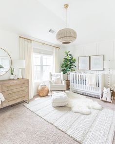gender neutral nursery design with white walls and woodland decor - so. Beautiful gender neutral nursery design with white walls and woodland decor - so.,Beautiful gender neutral nursery design with white walls and woodland decor - so. White Nursery, Baby Nursery Decor, Baby Decor, Bright Nursery, Nursery Room Ideas, Project Nursery, Pottery Barn Nursery, Bohemian Nursery, Modern Nursery Decor
