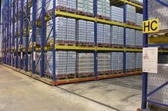 Food storage with Poweracks flexspace360.com & Poweracks Industrial Mobile Racking System flexspace360.com ...