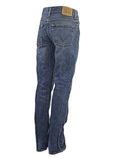 Levi's Men's Jeans 511 Skinny Slim Fitting Stonewashed red tabs with engraved studs and buttons styled out of Europe very trendy zip fly style distressed denims.Waist 36 Inches - Leg Length - 34 Inches - Hem Width 7.5 Inches www.puckerclothinguk.com