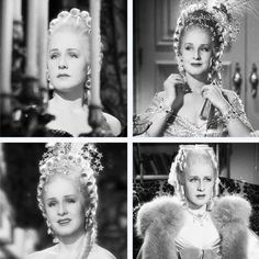 Norma Shearer -Marie Antoinette - more great pic of Joseff Hollywood Jewelry