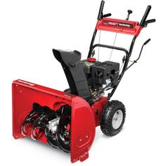 """Yard Machines 24"""" 2-Stage Snow Blower"""