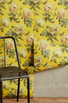 Flowering Knoll Wallpaper - anthropologie.com