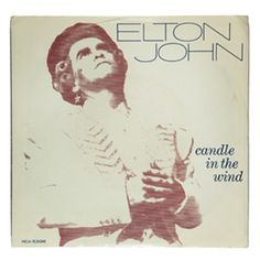 Elton John, 'Candle in the Wind'