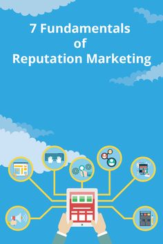 Reputation marketing fundamentals including listings, reviews, social media, website, SEO, and more. Learn how to manage local business' online reputation.