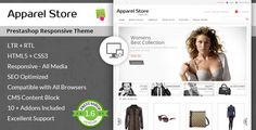 Shopping Apparel Store - Responsive Prestashop Themewe are given they also recommend where is the best to buy