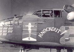 B-25  Knockout
