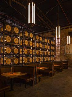 Archie Rose Distilling Co. (Australia), Australia & Pacific Bar   Restaurant & Bar Design Awards