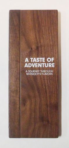 UCP specializes in creating high quality and great value custom promotional productions. Wood Menu, Menu Book, Menu Boards, Fort Collins, Walnut Wood, Custom Wood, Restaurants, Cover, Blankets