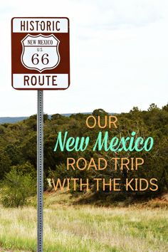 Road trip with kids: Tips for traveling with kids and our trip to Santa Fe, New Mexico #FueltheLove #ad #cbias