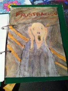 """Frustración mediante """"El Grito"""""""