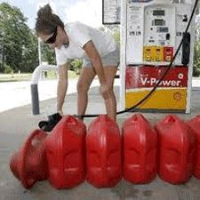 tips for storing gas