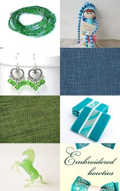 Joining in the Spring feeling by Tronell on Etsy--Pinned with TreasuryPin.com