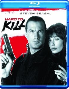 Hard to Kill - Steven Seagal and 80s action on Blu-ray!