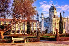 Mosteiro dos Jerónimos by Joe Price
