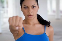 3 Self-Defense Moves Every Woman Should Know : Learn how to defend yourself against a potential attacker.