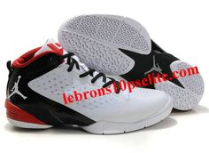 new products 76165 2c170 Dwyane Wade Shoes - Jordan Fly Wade 2 White Varsity Red Black Basketball  Shoes