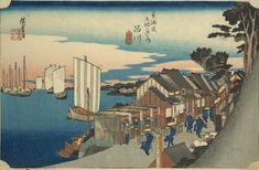 In the 18th century, Edo became the capital of Japan. During this time, it enjoyed a long period of peace, called the Pax Tokugawa.