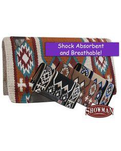 Showman Cutter Saddle Pad - #6214
