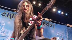 Seventh Son of a Seventh Son - Children of the Beast - Iron Maiden Cover - YouTube