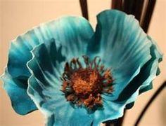 Teal Flower  #TopToBottom #WearTeal #belabumbum