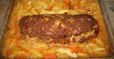 En riktig dundersuccè på bordet, både till vardags och till bjudmat. Ost, Meat Loaf, Bacon, Beef Cobbler, Meatloaf