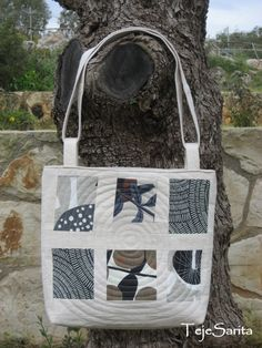 Great bag with tutorial!