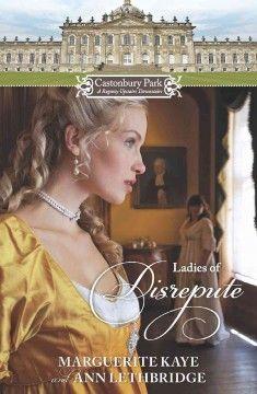 Ladies of Disrepute by Marguerite Kaye