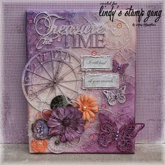 """""""Treasure Time"""" Canvas by Amy Voorthuis 