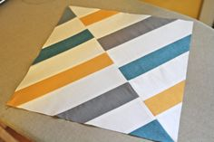 Modern Block of the Month (BOM) ~ November Sew-Along « by Alissa Haight Carlton for the Sew,Mama,Sew! Blog