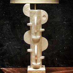 Hugo Stephen Antonson Table Lamps, Door Handles, Lighting, Home Decor, Art, Homemade Home Decor, Table Lamp, Kunst, Lights