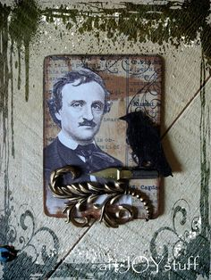 ArtJoyStuff: Edgar Allen Poe