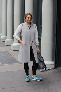 Layered Look | Street Style New York | Monica Beatrice Welburn | The Elgin Avenue Blog