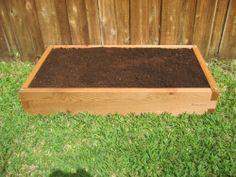 Cedar Raised Garden Bed - 2x4 Garden In Minutes,http://www.amazon.com/dp/B00FOW68OQ/ref=cm_sw_r_pi_dp_ZVBTsb0QD36YHNS2